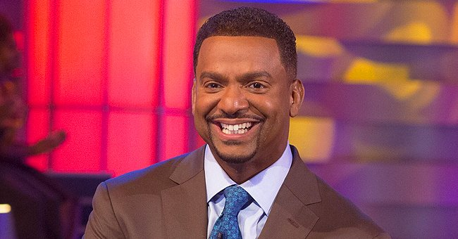Alfonso Ribeiro and Wife Angela Share Sweet Moments with Their Kids in Mother's Day Photos