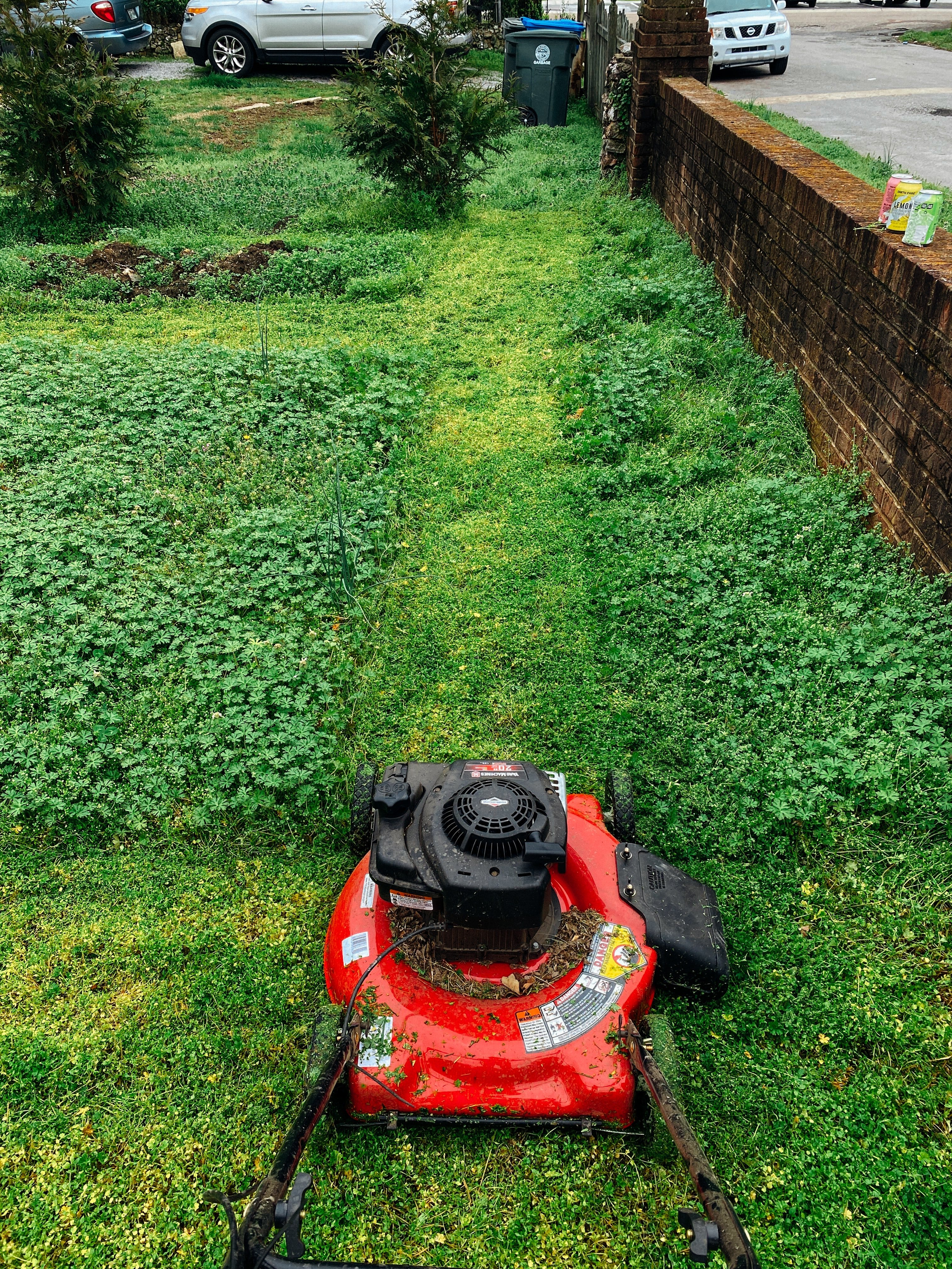 My wife kept hinting at me to get the lawnmower fixed, but I just couldn't find time. | Photo: Pexels