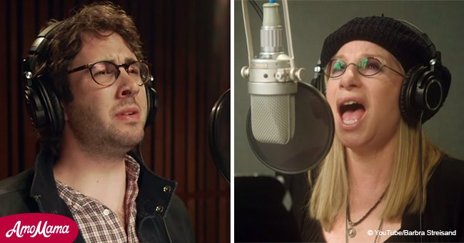 Barbra Streisand and Josh Groban's Spectacular Duet Is so Good That It Still Bewitches Fans