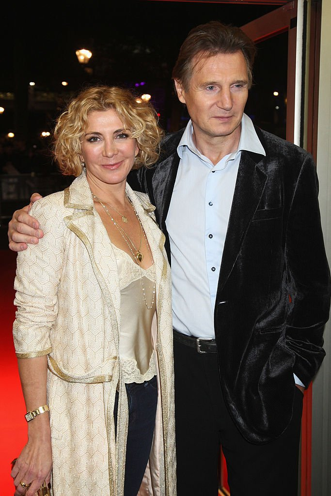 Liam Neeson et Natasha Richardson arrivent au the Festival du Film de Londres au BFI 52 | Getty Images/Global Images Ukraine