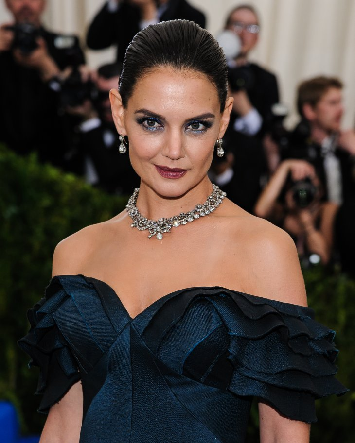 Katie Holmes attends the 2017 Metropolitan Museum of Art Costume Institute Gala at the Metropolitan Museum of Art in New York, NY on May 1st, 2017 | Photo: Shutterstock