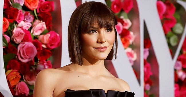 Katharine McPhee Shares New Pics with 2-Month-Old Rennie and Husband David Foster