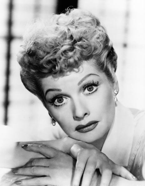 A portrait of actress Lucille Ball circa 1950's. | Photo: Getty Images.