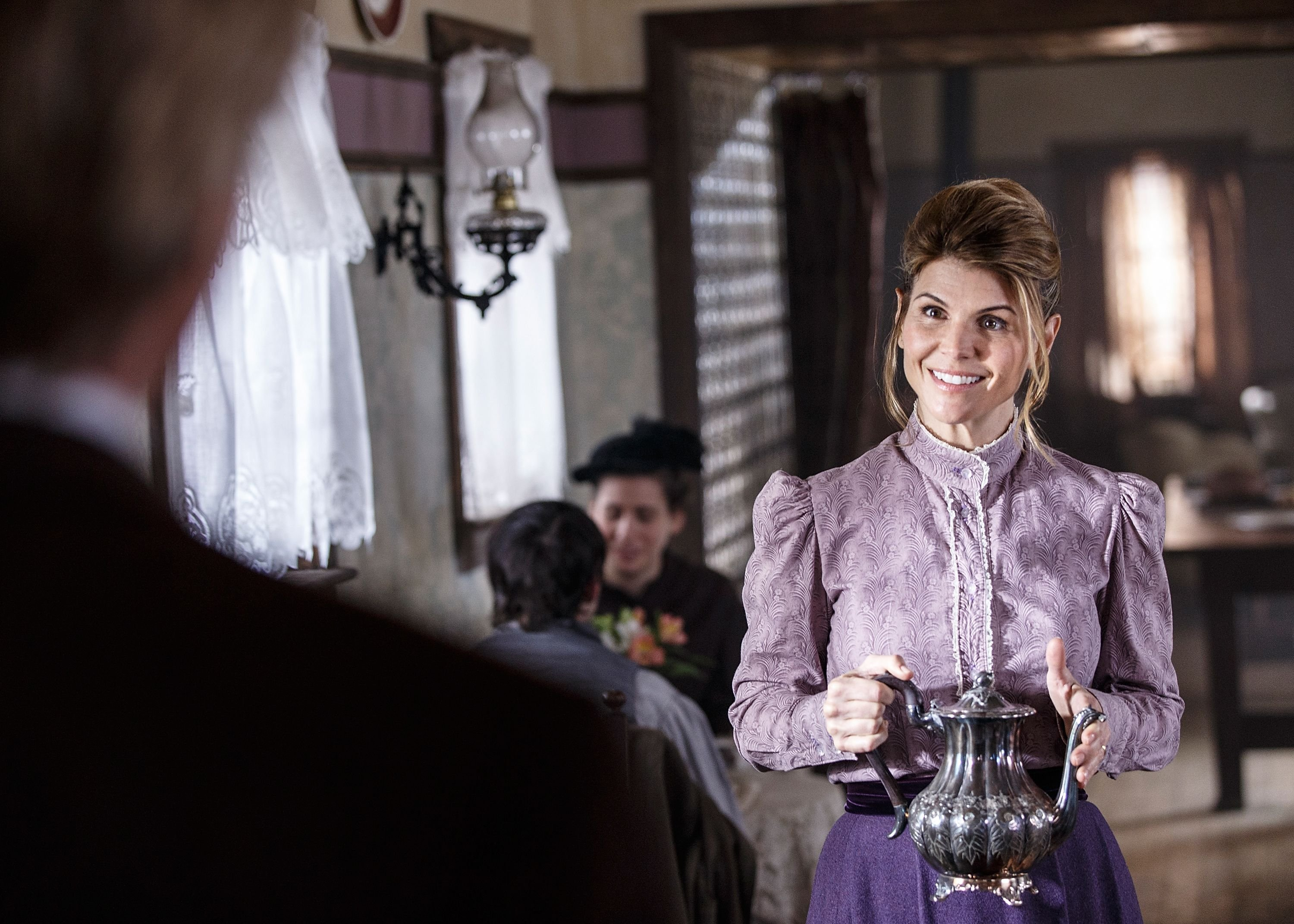 Lori Loughlin in When Calls The Heart| Photo: Getty Images