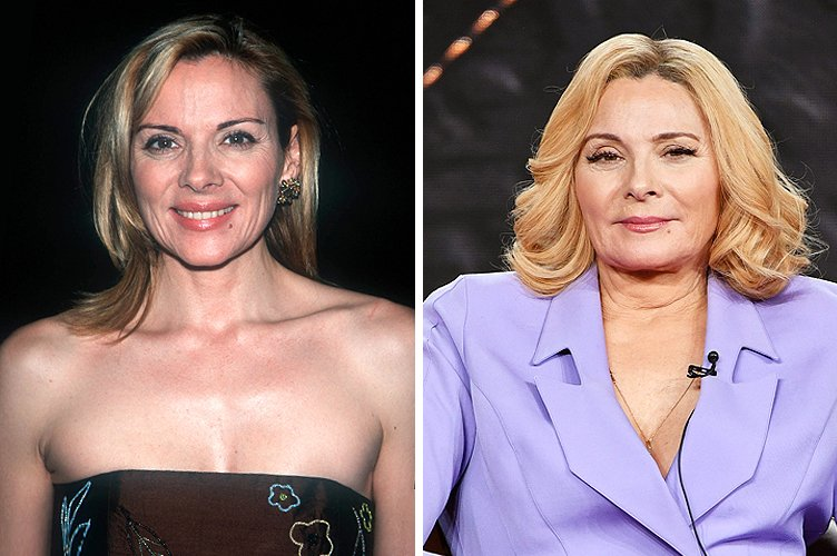 Kim Cattrall. │ Foto: Getty Images