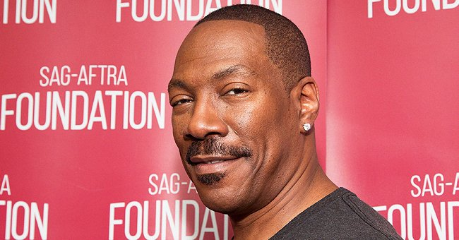 Eddie Murphy's Daughter Zola Stuns Rocking a Pink Dress & Showing Her Gorgeous Dreads & Glasses
