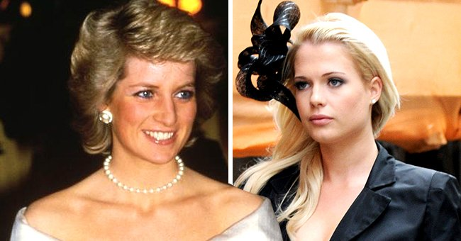 Princess Diana's Niece Lady Eliza Spencer Turns up the Heat with a Topless Beach Snap