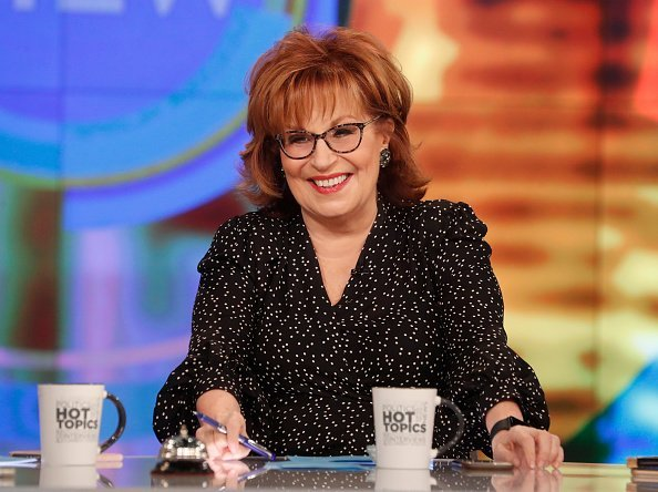 """Joy Behar on """"The View"""" on January 7, 2019   Photo: Getty Images"""