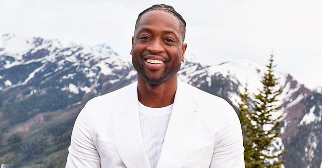 Dwyane Wade Wishes Fans 'Good Night' in Adorable Video with Daughter Kaavia