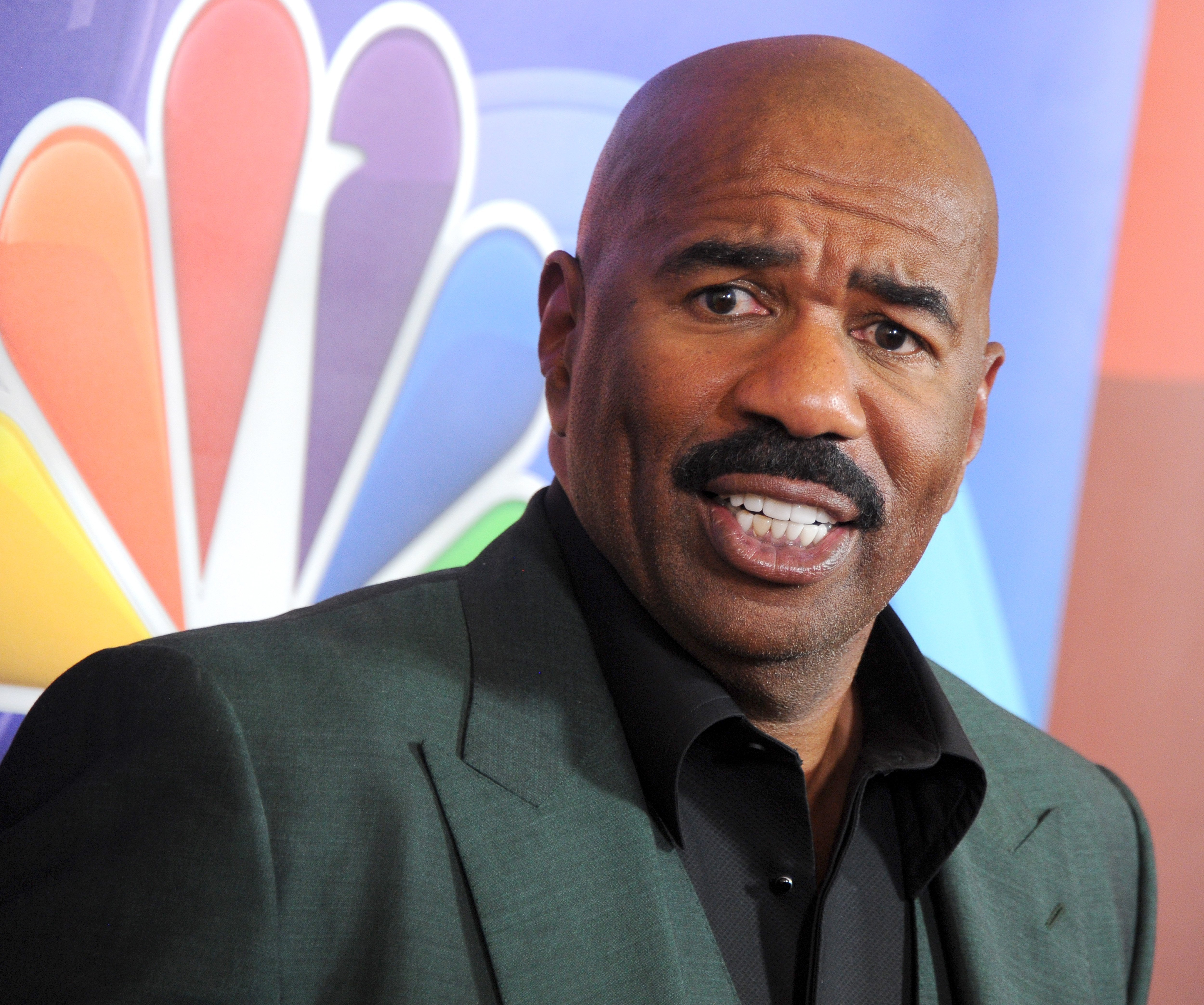 Steve Harvey announces his new business venture SteveHarveyDeals.com at Atlanta Crowne Plaza Hotel on February 02, 2019 |Photo: Getty Images