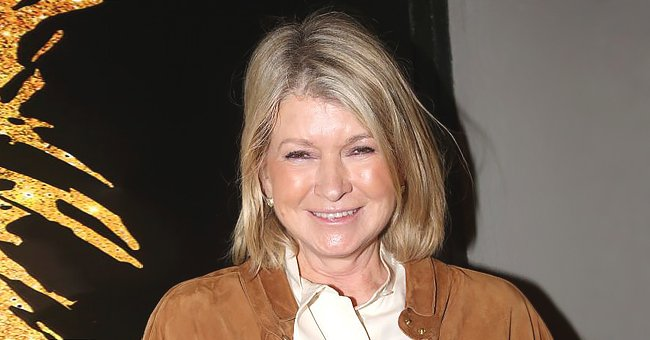 Martha Stewart Shares Youthful Selfie While Swimming – Check Out the Intricate Details of Her Pool