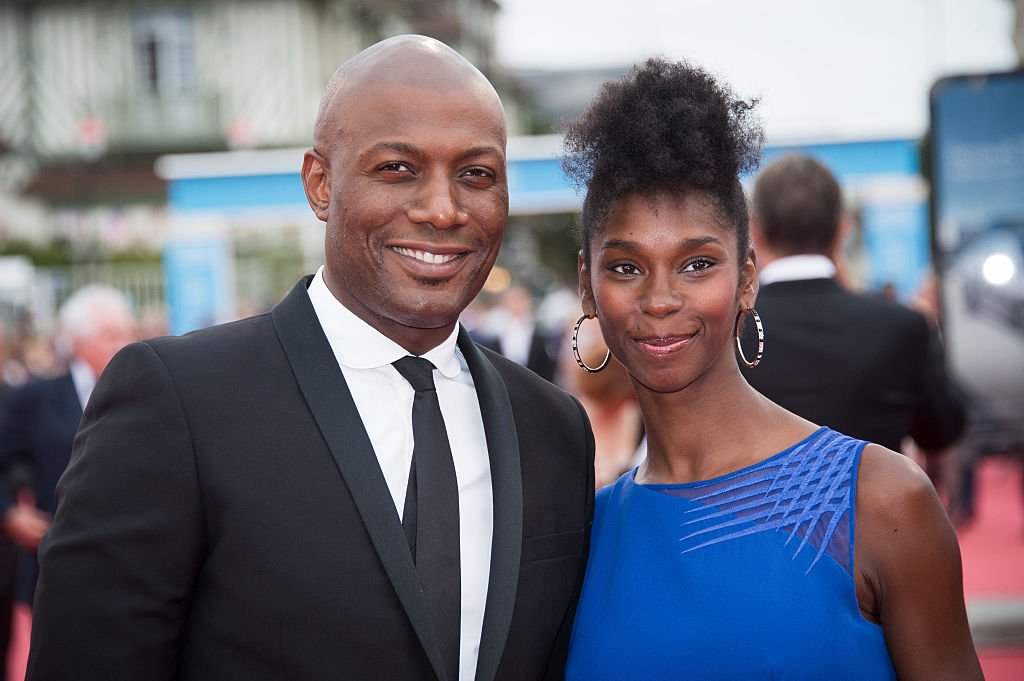 Harry Roselmack and Chrislaine Roselmack arrive at the opening ceremony of the 42nd Deauville American Film Festival on September 2, 2016 in Deauville, France. | Photo : Getty Images