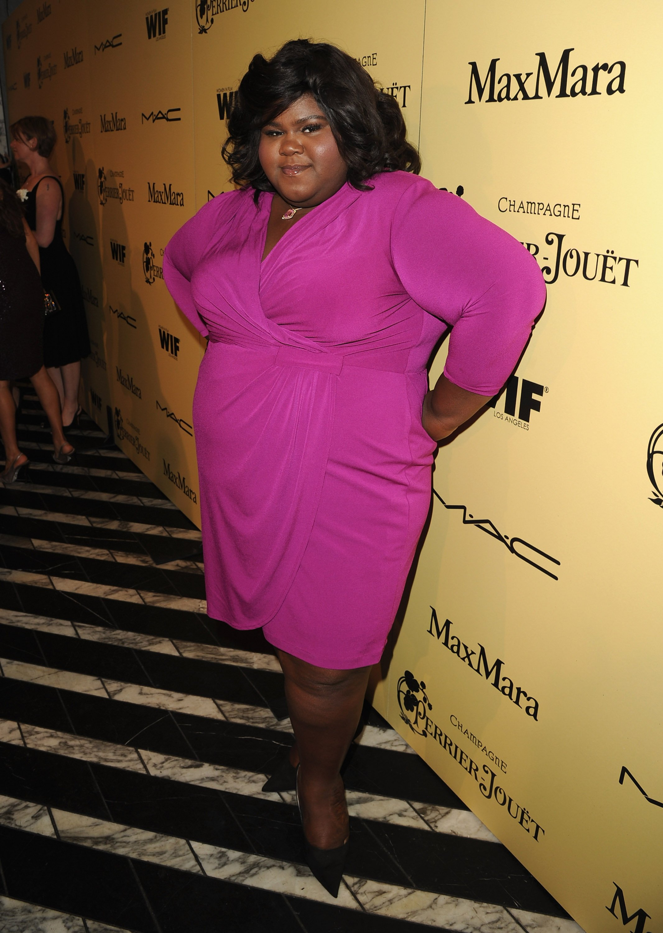 Actress Gabrielle Sidibe attends the Fifth Annual Women In Film Pre-Oscar Cocktail Party at Cecconi's Restaurant | Photos: Getty Images