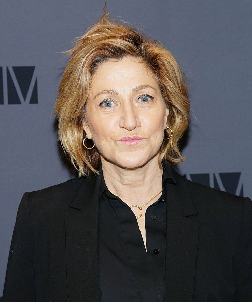 Edie Falco at the BAM Harvey Theater on January 30, 2020 in New York City. | Photo: Getty Images
