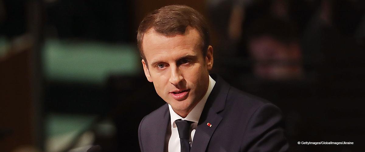 """Emmanuel Macron souhaite """"prompt rétablissement"""" et """"sagesse"""" à une femme âgée blessée à Nice"""