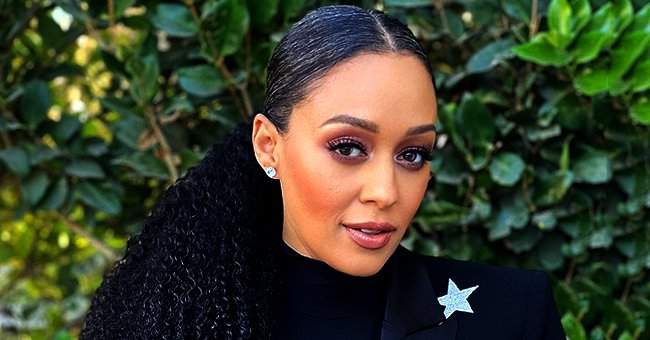 Tia Mowry Posts Pic of Brother Tahj & Daughter Cairo — Fans Stunned by How Much They Look-Alike
