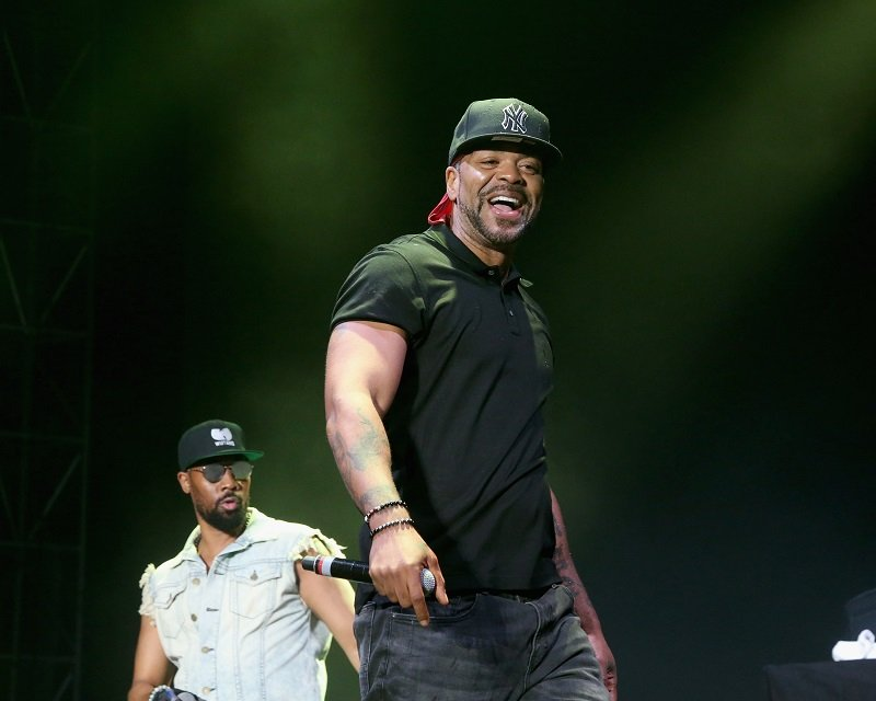 Method Man of Wu-Tang Clan on September 13, 2019 in Del Mar, California | Photo: Getty Images