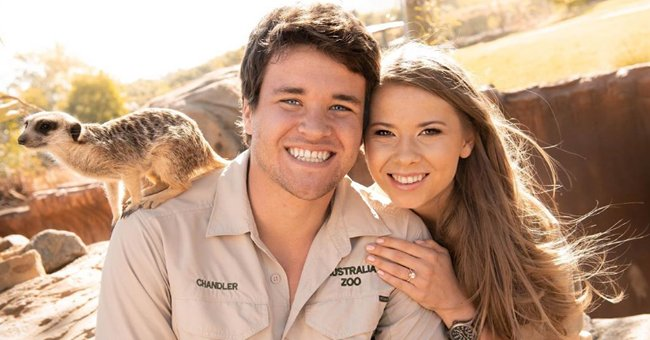 Bindi Irwin from 'Crikey! It's the Irwins' Shares Sweet Tribute to Fiancé Chandler Powell on His Birthday