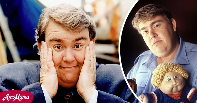Pictures of actor and comedian John Candy | Photo: Getty Images