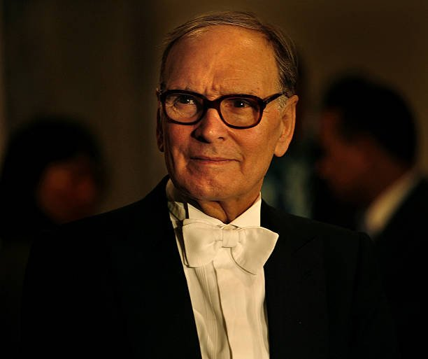 Portrait Ennio Morricone | Source : Getty Images