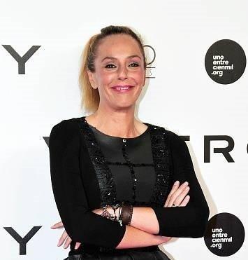 """Rocío Carrasco en estreno de """"'Soy Uno Entre Cien Mil"""", en Madrid, 2016. Fuente: Getty Images/Global Images Ukraine"""
