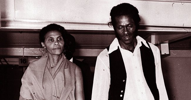 Singer Chuck Berry Was Married to His Wife for 68 Years until His Death — Meet Themetta Suggs