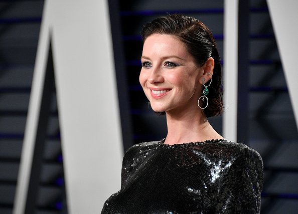 Caitriona Balfe, Vanity Fair Oscar Party, 2019 | Quelle: Getty Images
