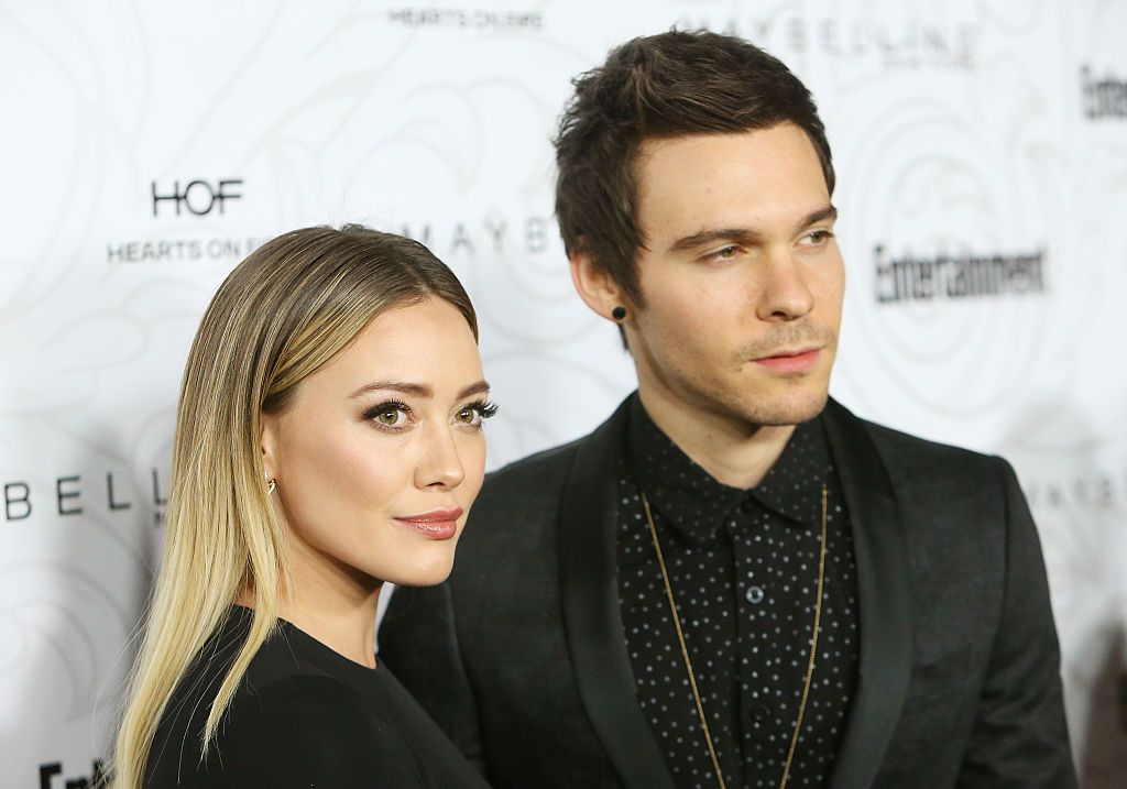 Hilary Duff and Matthew Koma at the Entertainment Weeklycelebration honoring nominees for The Screen Actors Guild Awards on January 28, 2017, in Los Angeles, California | Photo:Michael Tran/FilmMagic/Getty Images