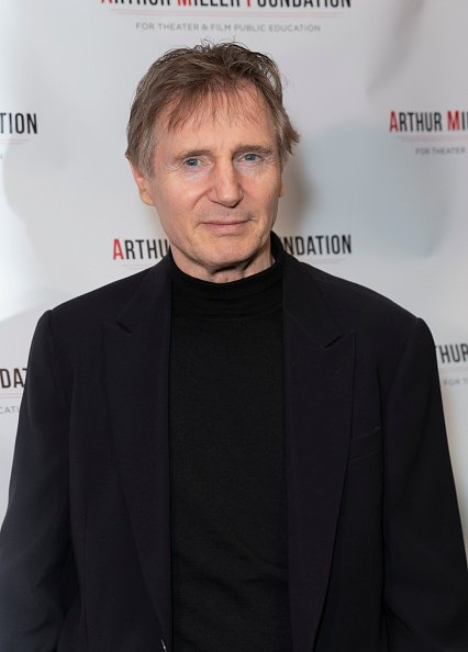 Liam Neeson at the 2018 Arthur Miller Foundation Honors in NYC on October 22, 2018 | Picture: Getty Images
