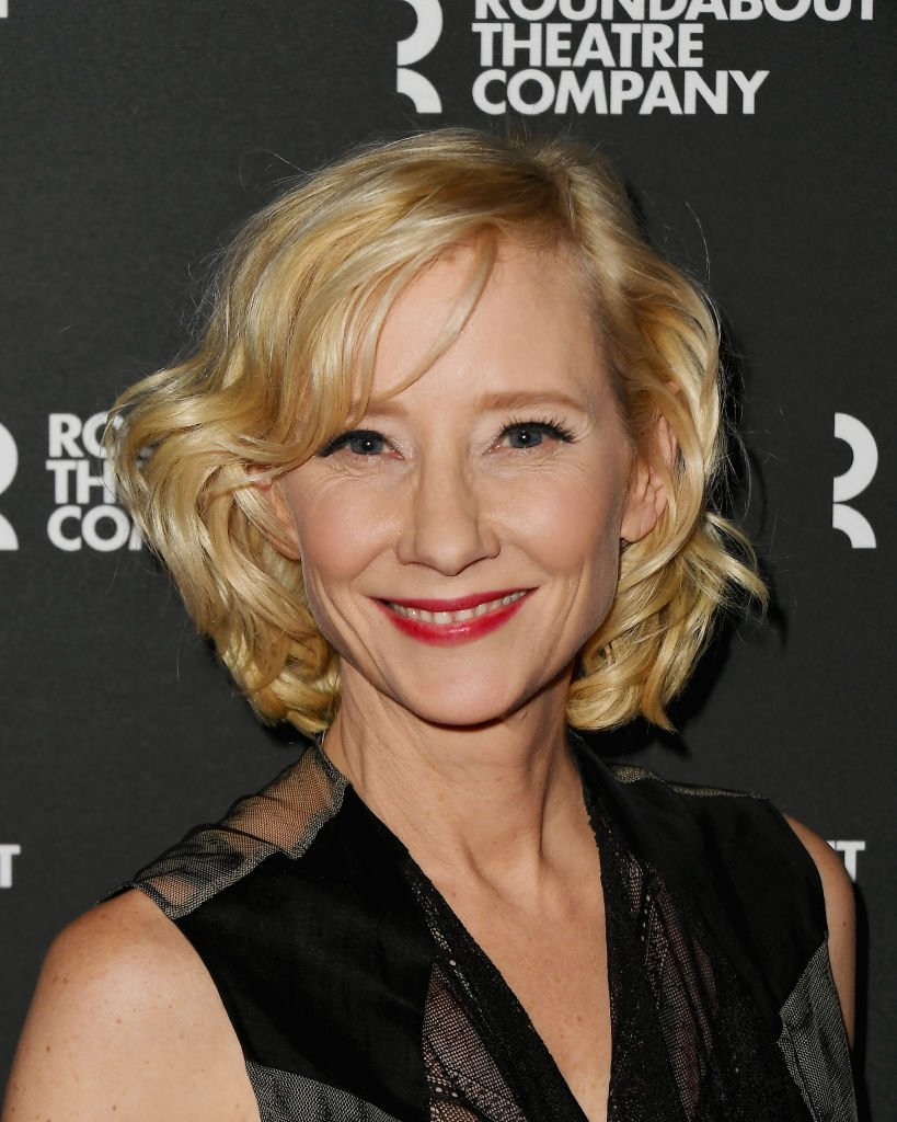 Anne Heche at Studio 54 on April 29, 2019 in New York City | Source: Getty Images