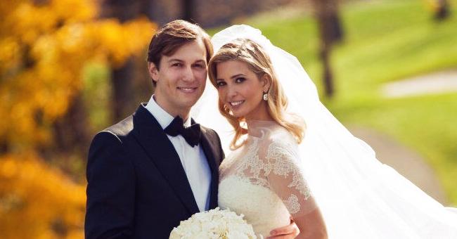 Ivanka Trump Posts Wedding Photos a Day before Her 10th Wedding Anniversary