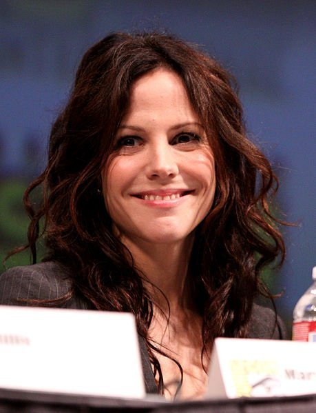 Mary-Louise Parker at the 2010 Comic Con in San Diego. | Source: Wikimedia Commons
