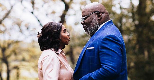 Bishop TD Jakes Celebrates 37 Years of Love with Wife Serita