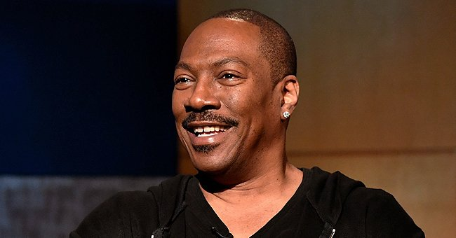 Eddie Murphy's Son Miles Bears Uncanny Resemblance to Him in a Photo Posing with His Girlfriend