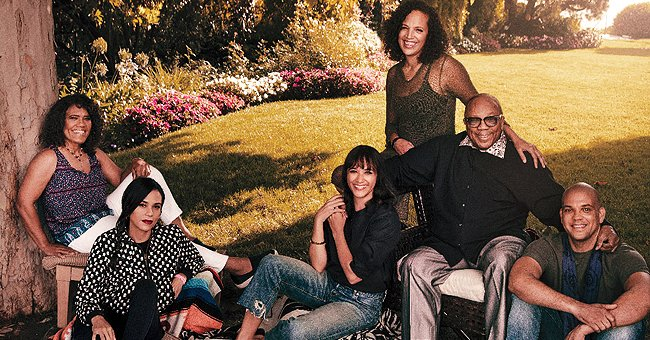 Meet Quincy Jones' 7 Kids Who Are All Talented and Successful
