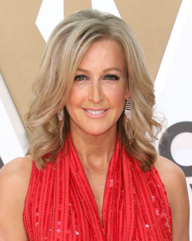 Lara Spencer at the 53nd annual CMA Awards at Bridgestone Arena on November 13, 2019 in Nashville, Tennessee. | Photo: Getty Images