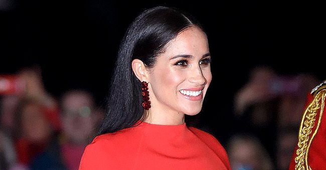 Meghan Markle pictured at the Mountbatten Festival of Music at Royal Albert Hall. 2020, London, England | Photo: Getty Images