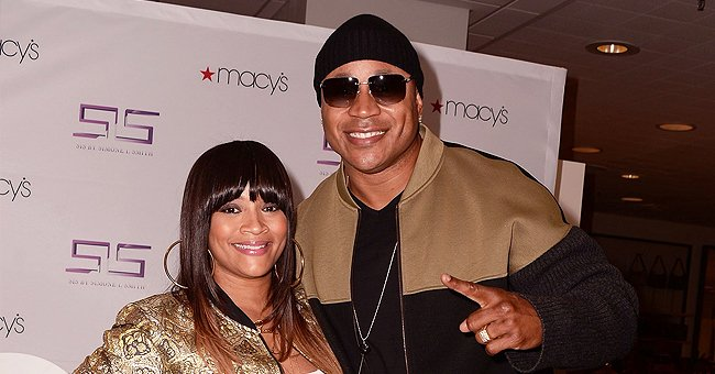 LL Cool J's Wife Simone Smith Shows off Her Beautiful Glowing Skin Posing in the Sun (Photos)