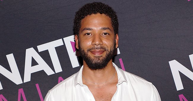 Jussie Smollett Tries on Santa's Role and Gives $10k to Charity after Rumors He May Return to 'Empire'