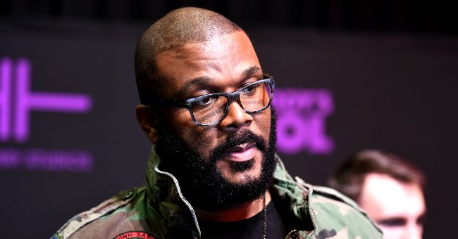Tyler Perry Mourns Death of His Friend Stacey Porter in Touching Post
