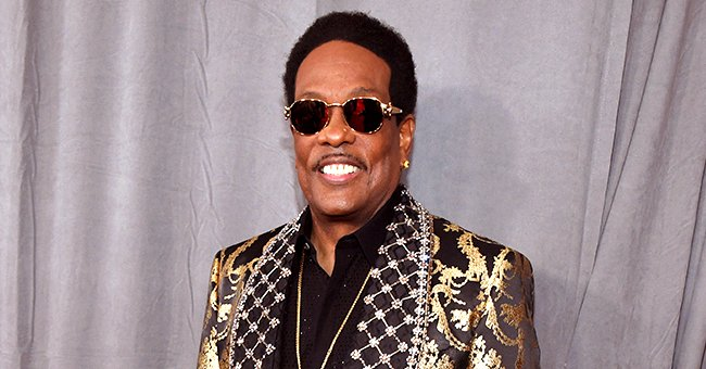 Charlie Wilson Turned 67 & Shared Animated Pic of Himself in Embellished Jacket for His Birthday