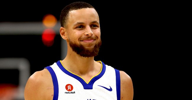 Stephen Curry Glows With Joy After His Kids Designed Shoes for Him on His 33rd Birthday (Video)