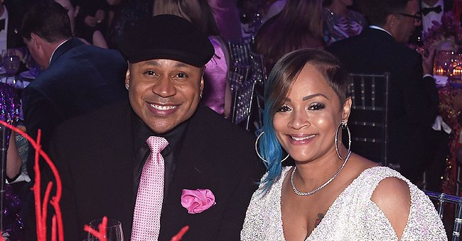 LL Cool J & His Wife Pose with Their Kids & Grandkids in Matching Military Outfits (Photo)