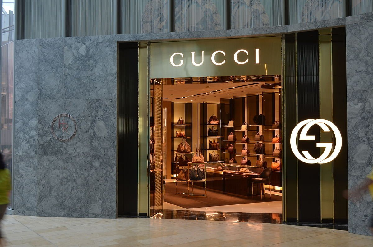 Gucci store in Toronto, Canada. | Photo: Wikimedia Commons Images