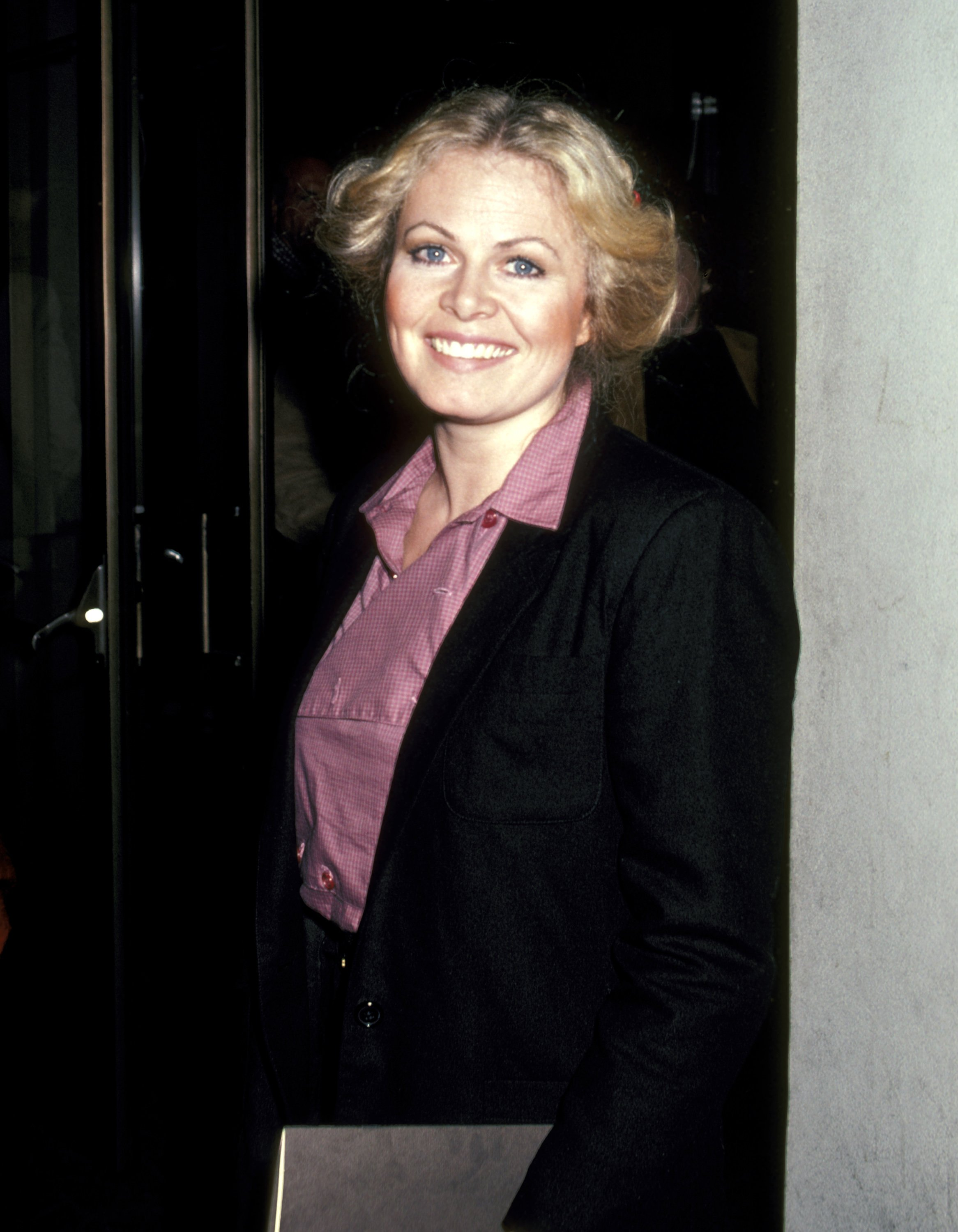 """Sally Struthers attend the """"Masada"""" Los Angeles Screening on March 18, 1981. 