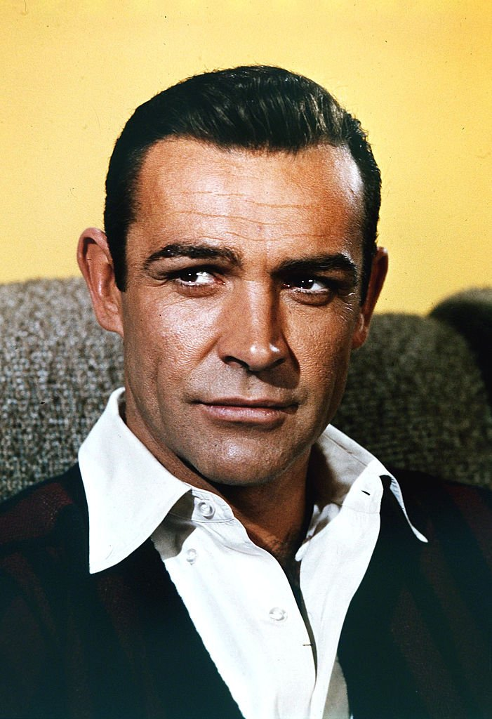Sean Connery, né en 1930, qui s'est fait connaître comme l'agent secret britannique 007 James Bond. | Photo : Getty Images
