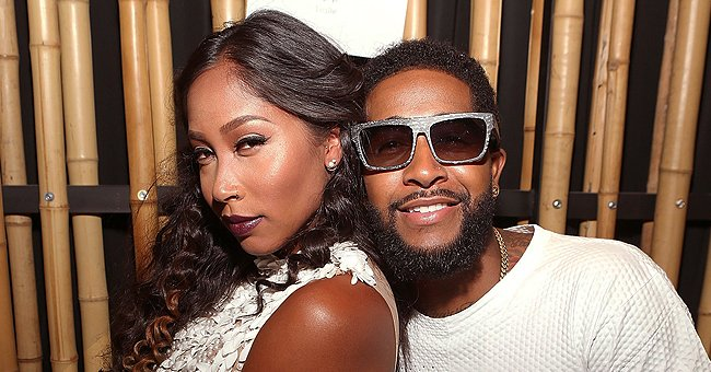 Mom to Omarion's 2 Kids, Apryl Jones, Looks Ethereal Dressed in a White Fishnet Maxi Dress