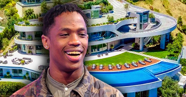 Inside Rapper Travis Scott's $23.5 Million Mansion Which He Paid for in Cash