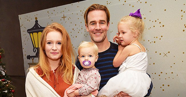 James Van Der Beek Is a Proud Father of Five and a Loving Husband — Meet His Large Family