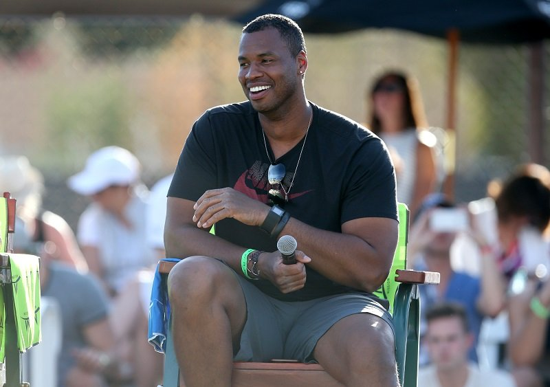 Jason Collins on March 8, 2016 in Rancho Mirage, California | Photo: Getty Images